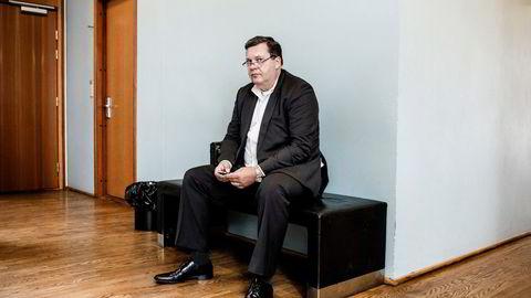 Jan Vestrum mener han har penger til gode for jobben han gjorde som arbeidende styreleder i gruveselskapet Intex Resources. Foto: Fredrik Bjerknes