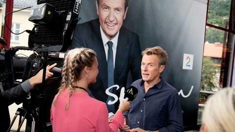 Fredrik Skavlan oppgir økt satsing på strømmetjenester som en av de viktigste grunnene til at han meldte overgang til TV 2.