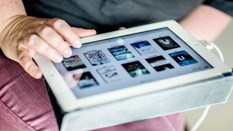 E-BOKBREMS. Dagens merverdiavgiftsregime hindrer utviklingen av et                    velfungerende marked for norske e-bøker, skriver                    artikkelforfatterne. Foto: Ingeborg Refsnes