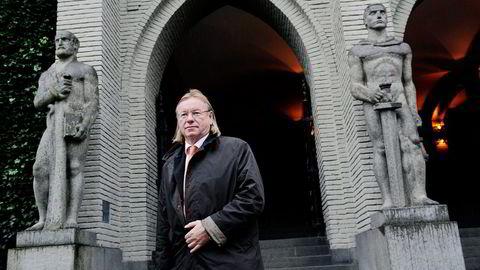 – Det har vært vanskelig for meg og mine å drive forretninger siden februar 2006 på grunn av denne rettssaken, sier Berge Gerdt Larsen. Foto: