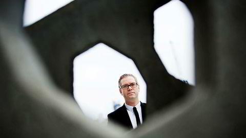 Seniorøkonom Marius Gonsholt Hov i Handelsbanken mener utviklingen i boligmarkedet nå viser at det aldri har vært noe stort underskudd på boliger i Oslo.