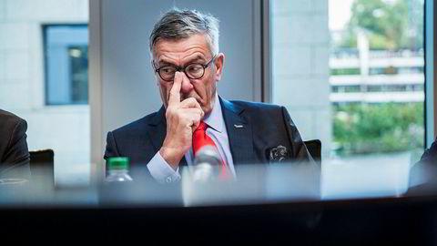 Stein Erik Hagens spaselskap går fortatt med underskudd.