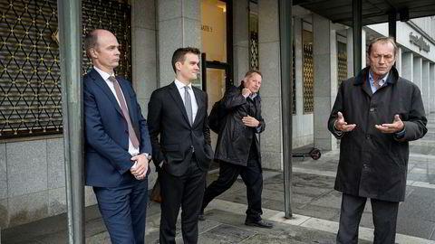 – Før korona brukte Norge 240 milliarder oljekroner i året uten å skape én miljøvisjon, sier forretningsmann og tidligere McKinsey-topp, Svein Harald Øygard, som og er ekstern industriell rådgiver i Sparebank 1 Markets.