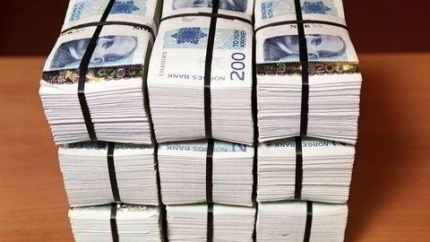 De aller rikeste har også fått desidert mest i skattelette de siste fem årene.