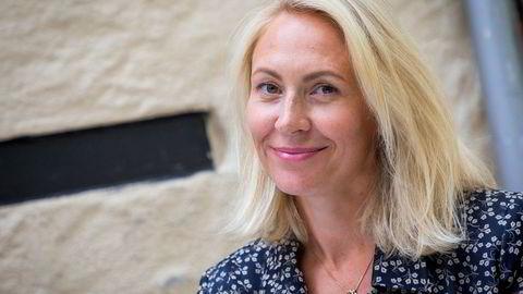 Styreleder Camilla Hagen Sørli i She Conference hadde det kraftig formuehopp i fjor.