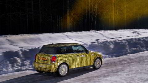 Minis første elbil kommer til høsten og skal hete Cooper SE.