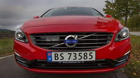 USA er snart ikke lenger Volvos største marked.