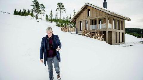 – Vi blir nok enig. Det blir jo bare dumt om store NSB kommer og tar navnet fra en liten hyttebygger i Gudbrandsdalen, sier daglig leder Arve Noreng i Leve Hytter.