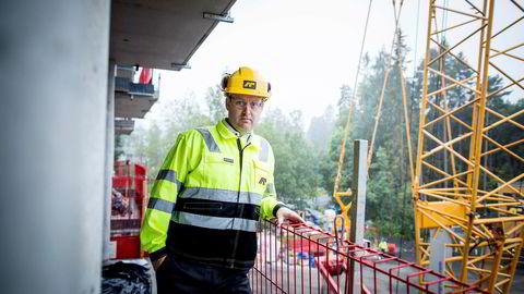 – Transaksjonen vil styrke AF Gruppens posisjon i det norske og svenske byggmarkedet, sier konsernsjef Morten Grongstad i AF Gruppen