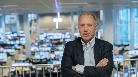 Aksjestrateg Kristian Tunaal i DNB Markets tar Statoil ut av sin portefølje og Selvaag Bolig inn i sin portefølje.