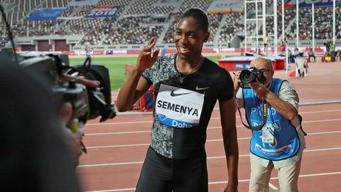 Sørafrikanske Caster Semenya gikk til sak mot det internasjonale friidrettsforbundet, IAAF, innenfor idrettens domssystem, med påstand om at reglene om maksgrense for mannlige kjønnshormoner var kjønnsdiskriminerende og dermed ugyldige.