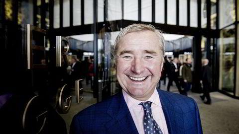 Christen Sveaas er største aksjonær i Ya bank, som nå kan selges for totalt 1,58 milliarder kroner Foto: Gorm K. Gaare