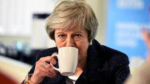 Statsminister Theresa May ønsker å utsette neste ukes planlagte brexitavstemning.