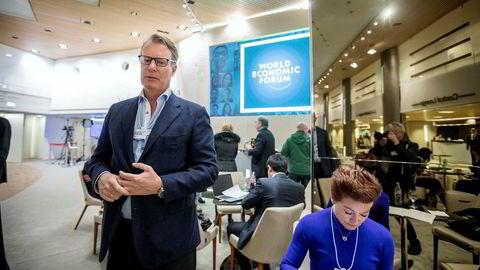 Ferd-eier Johan H. Andresen (bildet) og familien har en formue på over 32 milliarder kroner. Som styreleder er han fortsatt aktiv eier, og var til stede under World Economic Forum i Davos i Sveits sent i januar sammen med kona Kristin Andresen.