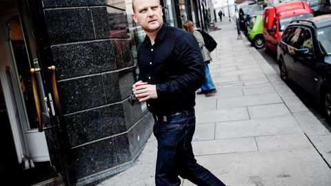 FÅR GJENNOMGÅ. Frank Rossavik, politisk redaktør i Bergens Tidende. Foto: Brian Cliff Olguin