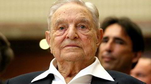 George Soros og 17 andre superrike amerikanere ber offentlig om at de bør skattlegges hardere og foreslår at politikerne innfører en formuesskatt slik mange europeiske land har.