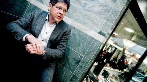 Leder Reidar Sandal i representantskapet etterlyser bedre kontroll med omdømmerisikoen i Oljefondet. Foto: Ida von Hanno Bast