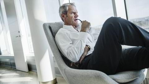 - Selv om vi kan få en rekyl, er det greit å være litt avventende en stund ennå, sier investor Anders Onarheim. Foto: Hampus Lundgren