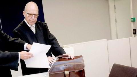 Tidligere advokat Geir Knutsen anker dommen om skatte- og momsundragelser. Foto:
