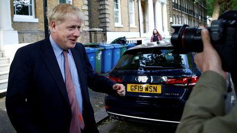 Elleve kandidater ønsker å ta over som partileder for de konservative etter Theresa May. Boris Johnson er favoritt.