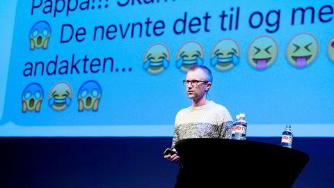 Redaksjonssjef for tv og utvikling i NRK P3, Håkon Moslet er enig med medieviter Ida Aalen om at den norske ungdommen trenger et alternativ til seksuell informasjon. Det alternativet bør være NRK, mener han.