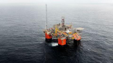 Snorre er et av feltene der ExxonMobil er på eiersiden.