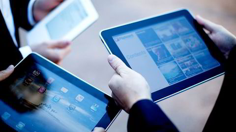 DIALOG MED PUBLIKUM. Cappelen Damm vil lansere strømmetjeneste for e-bøker. Noen forfattere kan bygge opp et publikum med jevnlige oppdateringer, pålitelig lesbarhet og en dialog med sitt publikum, skriver artikkelforfatteren. Foto: Øyvind Elvsborg