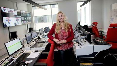 Tine Austvoll Jensen er sjef i Discovery Norge, som har vært gjennom flere kuttrunder de siste årene.