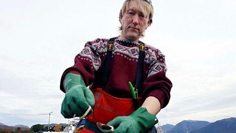 Skipper og fisker Idar Leon Nygård fra Møre og Romsdal økte formuen kraftig i fjor som følge av voldsom kursstigning i oljemyggen Questerre der Nygård eier to millioner aksjer. Nygård benytter fritiden mellom fisketoktene til å fiske hummer i hjembygda.