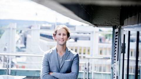 Opplagssjef i avisen Vårt Land, Ole-Martin Finstad ønsker å kunne ta betalt for avisens innhold uavhengig av distribusjonsmetode, på lik linje med andre aviser. Foto: Adrian Nielsen