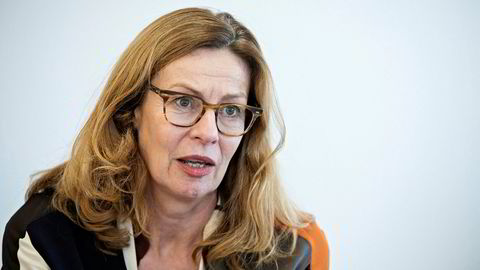 Swedbanks konsernsjef Birgitte Bonnesen.