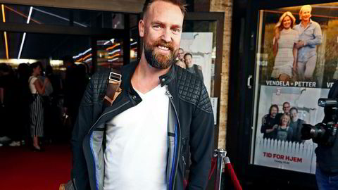 Komiker Ørjan Burøe sier han er lei seg for det han har gjort.