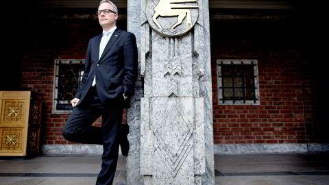Øystein Eriksen Søreide blir ny administrerende direktør i Abelia.