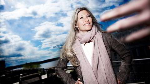 -- Det er knallgøy at Google vil ha norsk vindkraft, sier Siri Kalvig. Foto: Hampus Lundgren
