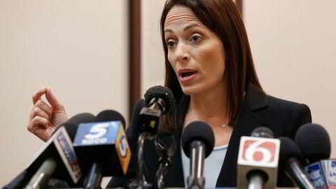 Sabrina Strong, advokat for Johnson & Johnson and dets datterselskap, sier de kommer til å anke dommen.