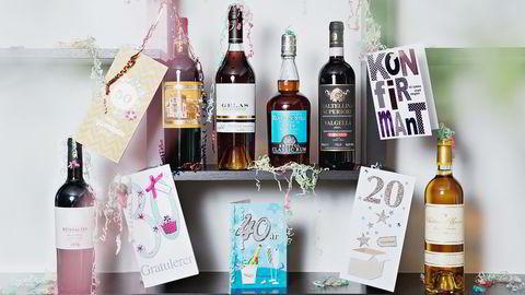 Hvilke viner skal man kjøpe til alle jubilantene i år?. Foto: Sune Eriksen