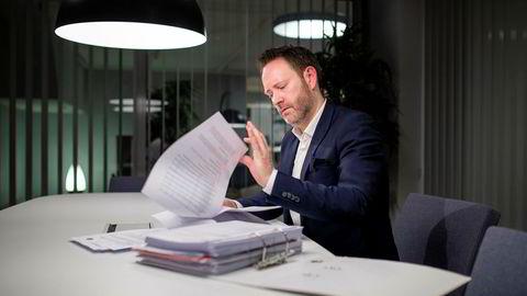 Advokat Ingar Nordmo Olsen, partner og daglig leder i Justitia as i Tromsø, mener redusert krav til aksjekapital kan ha bidratt til konkursrekord.