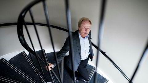 Advokat Per Danielsen representerte den 58 år gamle mekanikeren i søksmålet mot Bertel O. Steen.