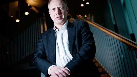 Kristian Tunaal i DNB Markets mener Storebrand er blant de billige aksjene på Oslo Børs. Foto: Kristine Nyborg