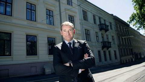 Meglersjef Carl O. Geving i NEF slår et slag for å konvertere golfbaner til boligformål. Han mener også det er råflott med kolonihager.