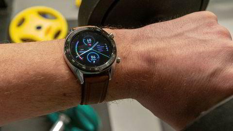 Huawei Watch GT har overlegen batteritid og presise målinger. Det gjør den faktisk til en reell utfordrer for etablerte aktører som Garmin og Polar.