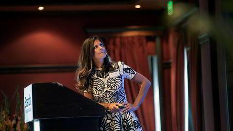 Oljeanalytiker Nadia Wiggen i Pareto Securities øker oljeprisanslaget for både 2020 og 2022.