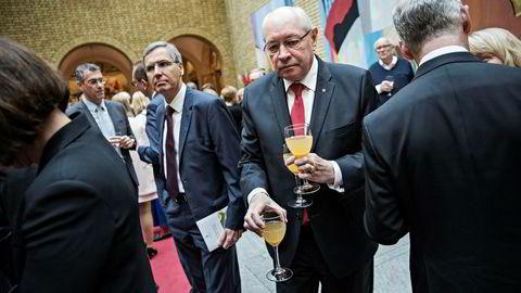 Arbeiderpartiets ubestridte nestor Martin Kolberg (68) er plassert som menig medlem i utenriks- og forsvarskomiteen.