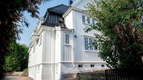 Sjefen for Tor Olav Trøims riggbaby Borr Drilling, Svend Anton Maier, selger luksusvillaen på Bygdøy under to år etter at han kjøpte den.