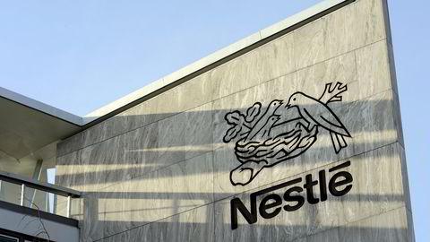 Nestlés hovedkvarter i Sveits. Foto: