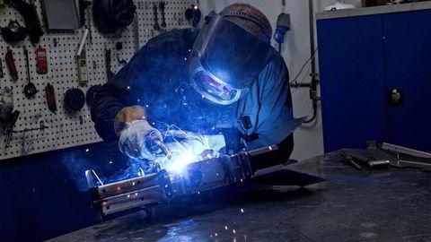 SSB kom med tall for norsk industriproduksjon for juni tirsdag morgen.