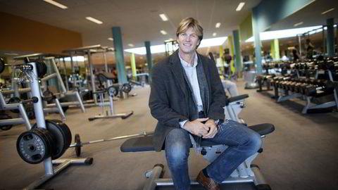 Administrerende direktør Bjørn Maaseide i Sats Elixia tror den norske virksomheten vil gå med overskudd i år. Foto: Tomas Alf Larsen