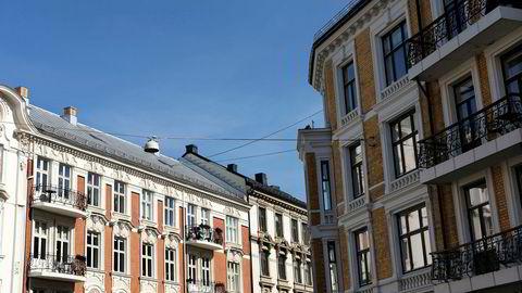 Det må bygges mer for å hindre boligprisvekst.