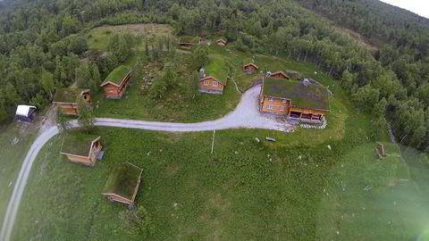 Tore Rygh Gards nyeste investering er en 30-millioners hytte i Skurdalen på Geilo.