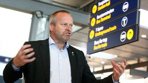 Samferdselspolitisk talsperson i Sp, Ivar Odnes vil gi en milliard kroner mer til infrastruktur.